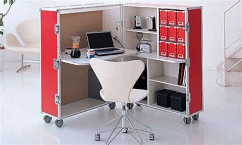 Space Saving Office Desks 30 Awesome Space Saving Office Desks Yvotube