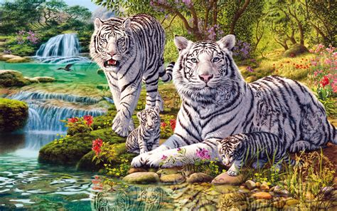 Safari Glow In The Owl Panda Wolf Iphone 55s44s6 white tiger family nature jungle stepfather waterfall flowers photo hd wallpaper 2560x1600