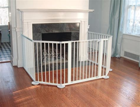 wide fireplace safety gate 10 wide