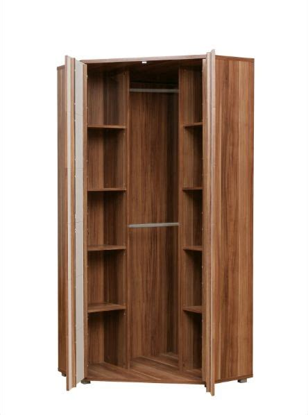 corner bedroom cupboard naples corner wardrobe german wenge brown black cupboard
