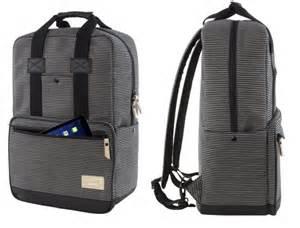 9 minimalist modern laptop backpacks design milk