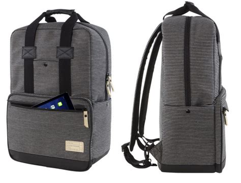 9 minimalist modern laptop backpacks design milk