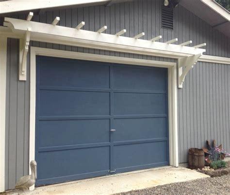 Can You Paint Garage Doors 5 How To Make Your Garage Door Ideas Tip Junkie
