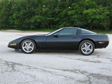 black c4 corvette buy used 1996 chevrolet corvette c4 lt4 383 stroker