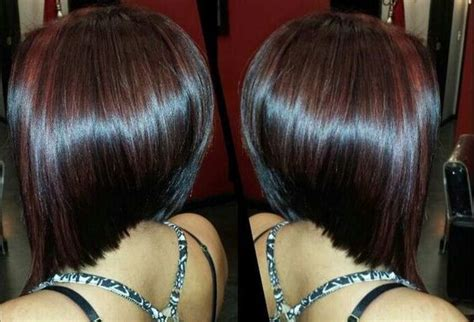 graduated bob hairstyles for round faces colors haircuts for thin hair and search on pinterest