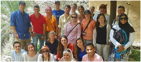 Uh Study Abroad Mba by Learning Abroad Of Houston