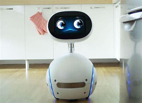 robot da casa ecco asus zenbo un robot da casa che coster 224 599 00