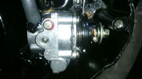 Pompa Oli Rx King Lama Tes Pompa Olsam Yamaha Rx King 135 Yamaha Rx 135 Autolube
