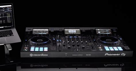 Pioneer Dj Giveaway - pioneer dj launches the ddj rzx all in one audio and visual controller 6am