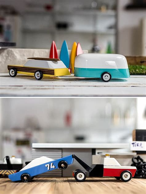 design lab and woodies candylab classic wooden cars at werd com