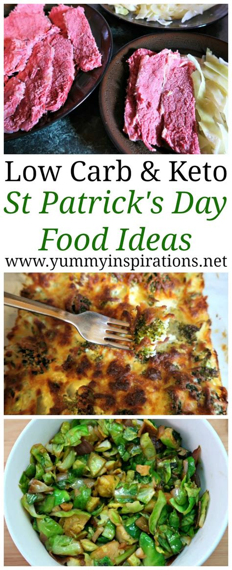 st s day food list 7 low carb st s day food ideas authentic