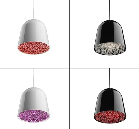 Log Home Interior Designs Can Can Lamp By Marcel Wanders For Flos 187 Retail Design Blog