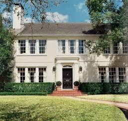 2 story home traditional home exterior lonny magazine
