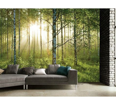 Products Archive Murals Wallpaper - buy 1wall forest wall mural at argos co uk your