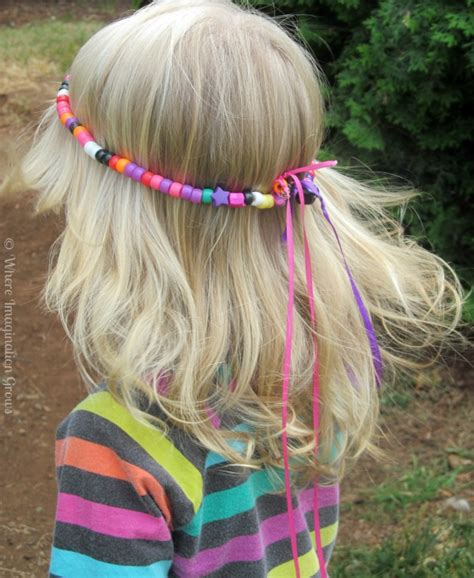 easy crown craft for kids where imagination grows easy pony bead crown craft for kids where imagination