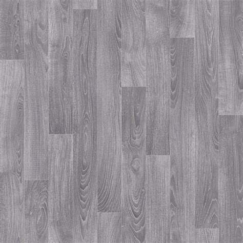 Kitchen Flooring Ideas Vinyl by Grey Oak Effect Vinyl Flooring 4 M 178 Departments Diy At B Amp Q