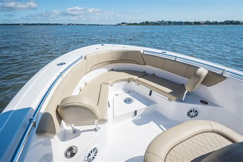 boat sound system ideas heritage 231 center console sportsman boats