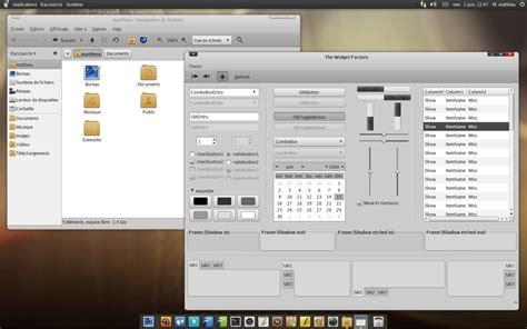 themes pour gnome installer le th 232 me equinox pour gnome tux planet