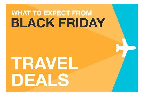 travel black friday deals 2018