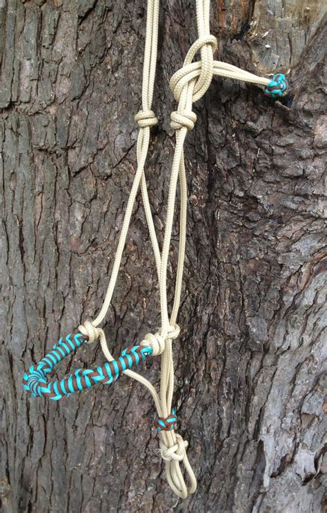 Handmade Rope Halters - 17 best images about rope halter on