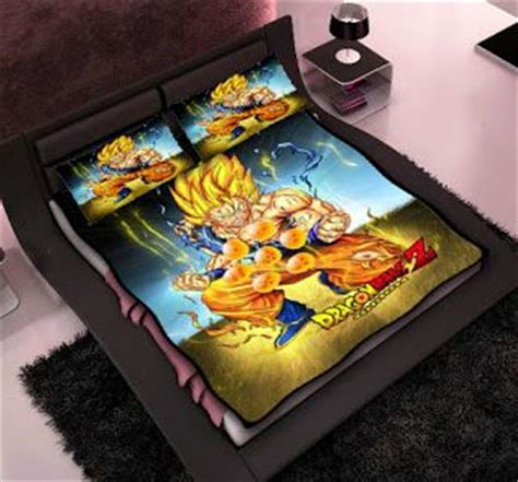 dragon ball z bed sheets dragon ball z bed set my blog