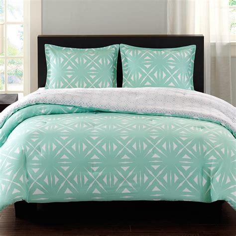 aqua and white comforter aqua and white lattice comforter set from sky iris