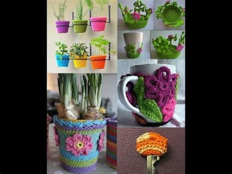 creative crochet ideas for home decoration appliance