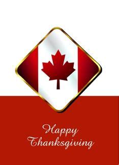 happy thanksgiving canada custom card with canadian maple greeting card all things canadian