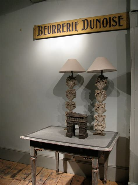Home Decorative Items circa 1900 french dairy sign french antiques