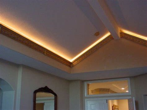 lichtleiste deckenbeleuchtung 13 best images about valted ceiling lighting on