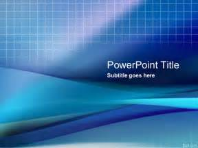 business powerpoint templates free blue grid powerpoint