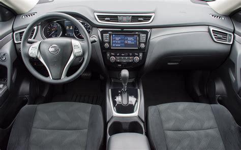 nissan rogue interior 2016 2016 nissan rogue sv test drive review autonation drive