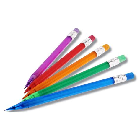 colored mechanical pencil lead mechanical colored lead pencil pack item no 102950 from