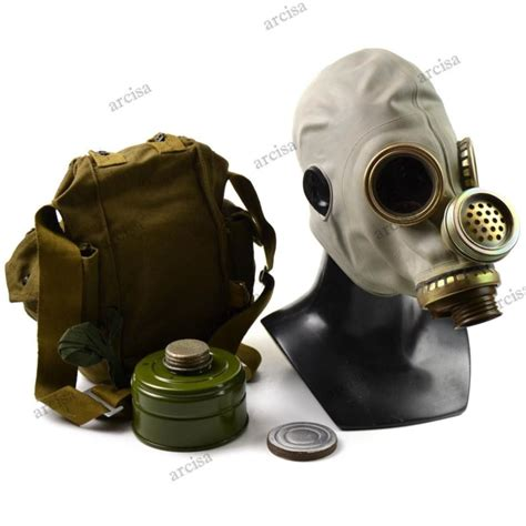 Gas Mask Russian Gp 5 Copy pmg gas mask shop collectibles daily