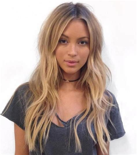 pictures of medium length hair with face framing layers 20 ideas of face framing long hairstyles