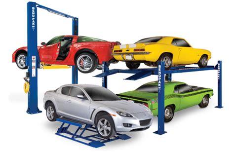 Car Lift Reviews   4 Post Car Lift, 2 Post Car Lift