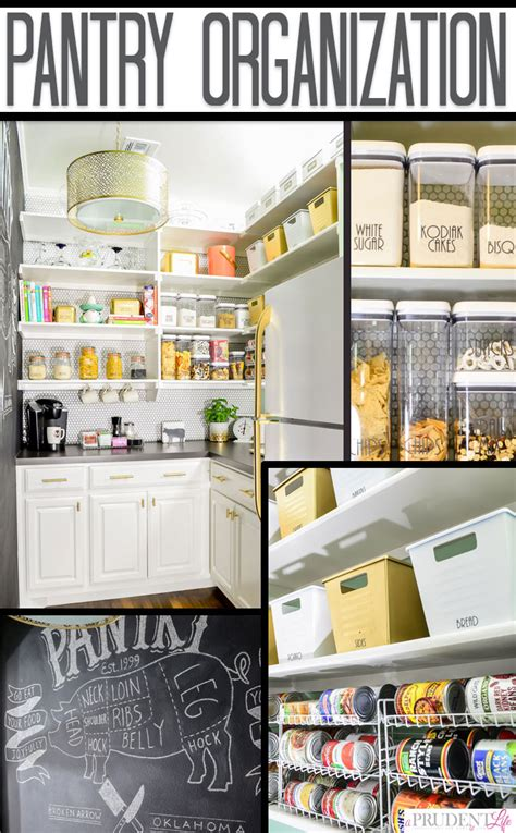 pantry organization ideas dollar store pantry