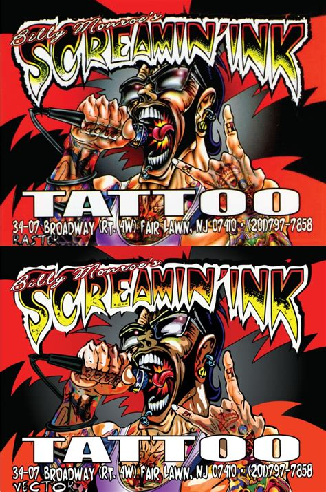 screamin ink tattoo 797 7858 vector squad