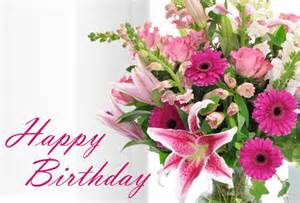 happy birthday images flowers hd images