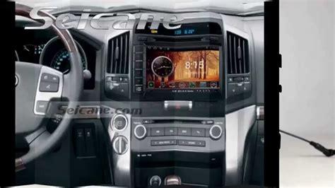 car stereo upgrade for 2012 2013 toyota land cruiser dvd