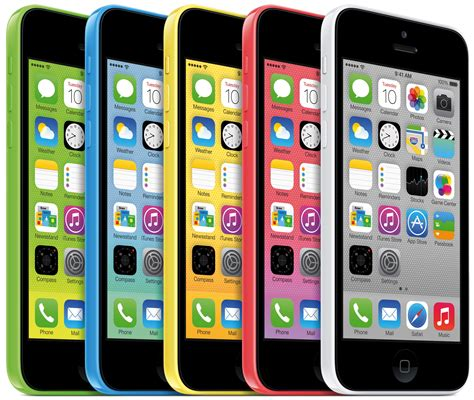 Apple Introduces Iphone by Apple Introduces Iphone 5c