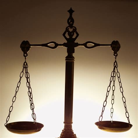 Seven Things You Might Not Know | Tales from the Mom-Side Law Scale Of Justice