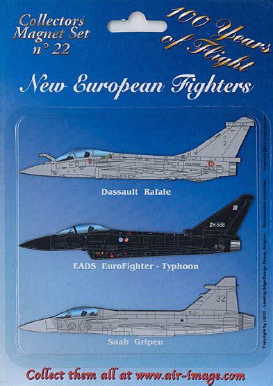 Fridge Mega Set fridge magnets set new european fighters