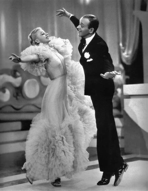 swing time ginger rogers ginger rogers fred astaire muses lovers the red list