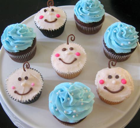 Baby Shower Cupcake Ideas by Baby Shower Cupcakes For Boys Baby Shower Cake