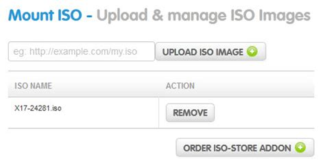 how to upload an additional iso to your cloud server | 123 reg