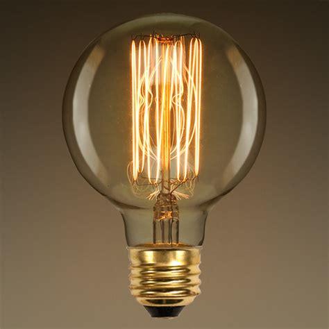 antique light up globe g30 vintage antique light victorian style 40w