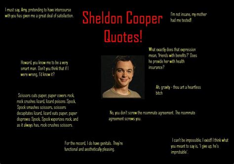 sheldon cooper quotes 30 quotes by sheldon cooper wapppictures