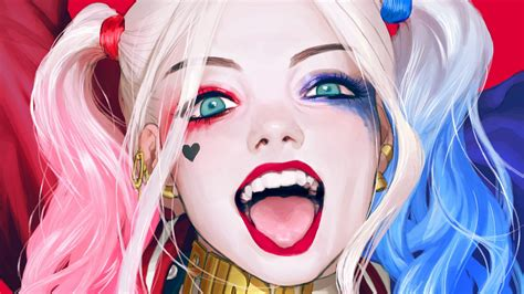 harley quinn harleen quinzel background full hd
