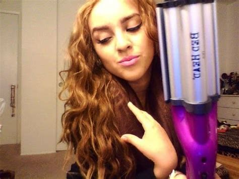 bed head deep waver reviews hair tutorial deep waver from bed head youtube
